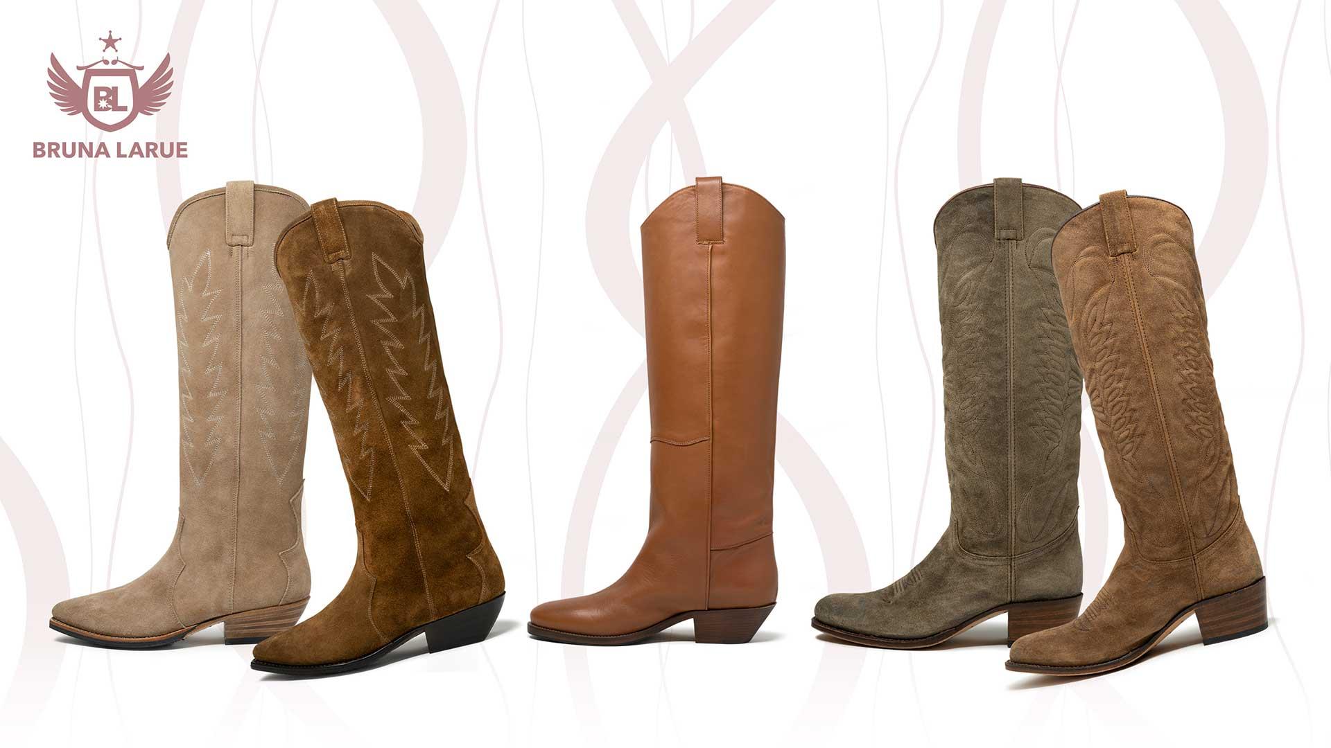 nueva colección botas 2019